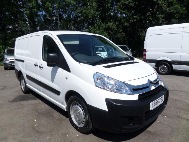 2015 Citroen Dispatch 1200 2.0 Hdi 125 H1 Van Enterprise EURO 5 (SB65XEG)