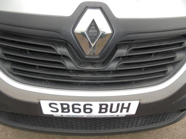 2016 Renault Trafic Sl27 Energy Dci 125 Business Van (SB66BUH) Image 3