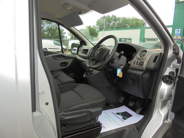 2016 Renault Trafic Sl27 Energy Dci 125 Business Van (SB66BUH) Image 10