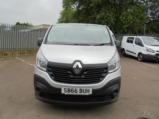 2016 Renault Trafic Sl27 Energy Dci 125 Business Van (SB66BUH) Image 22