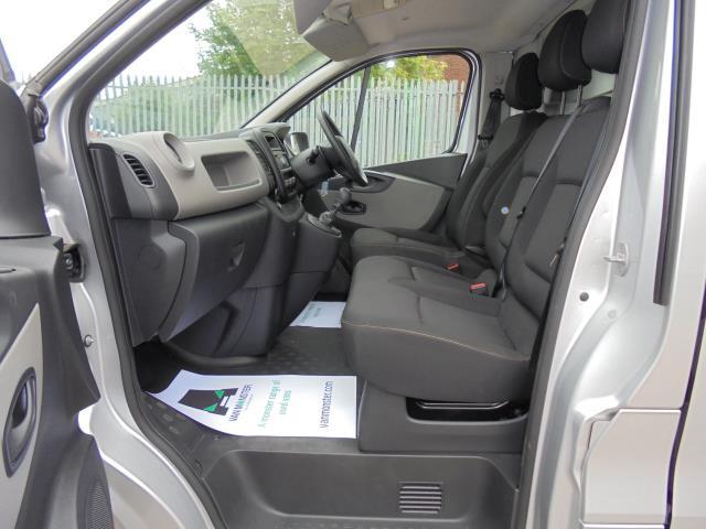 2016 Renault Trafic Sl27 Energy Dci 125 Business Van (SB66BUH) Image 8