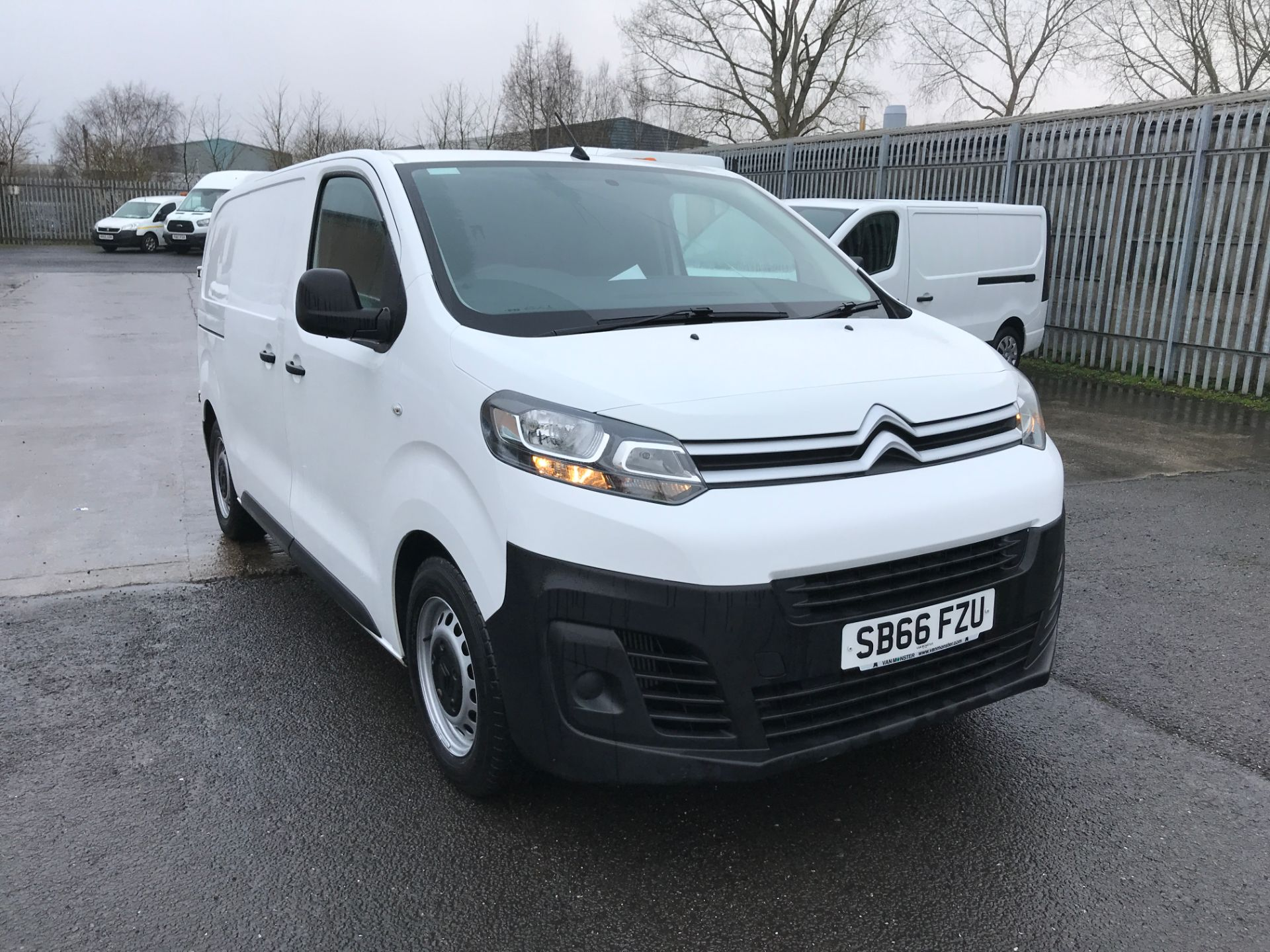 2016 Citroen Dispatch DIESEL 1000 1.6 BLUEHDI 115 ENTERPRISE EURO 6 (SB66FZU)