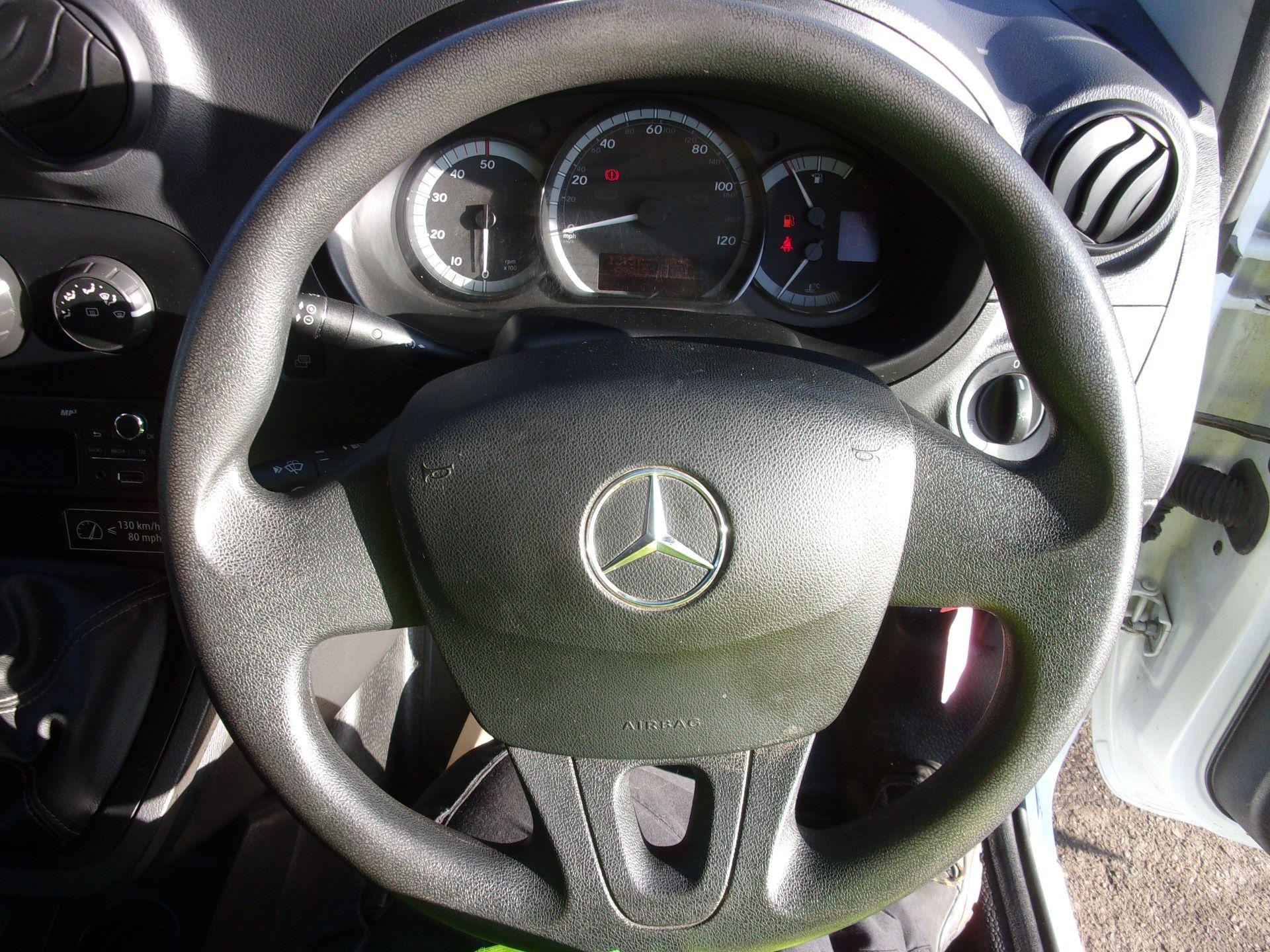 2016 Mercedes-Benz Citan LWB 109 CDI VAN EURO 5 (SB66JCX) Image 5