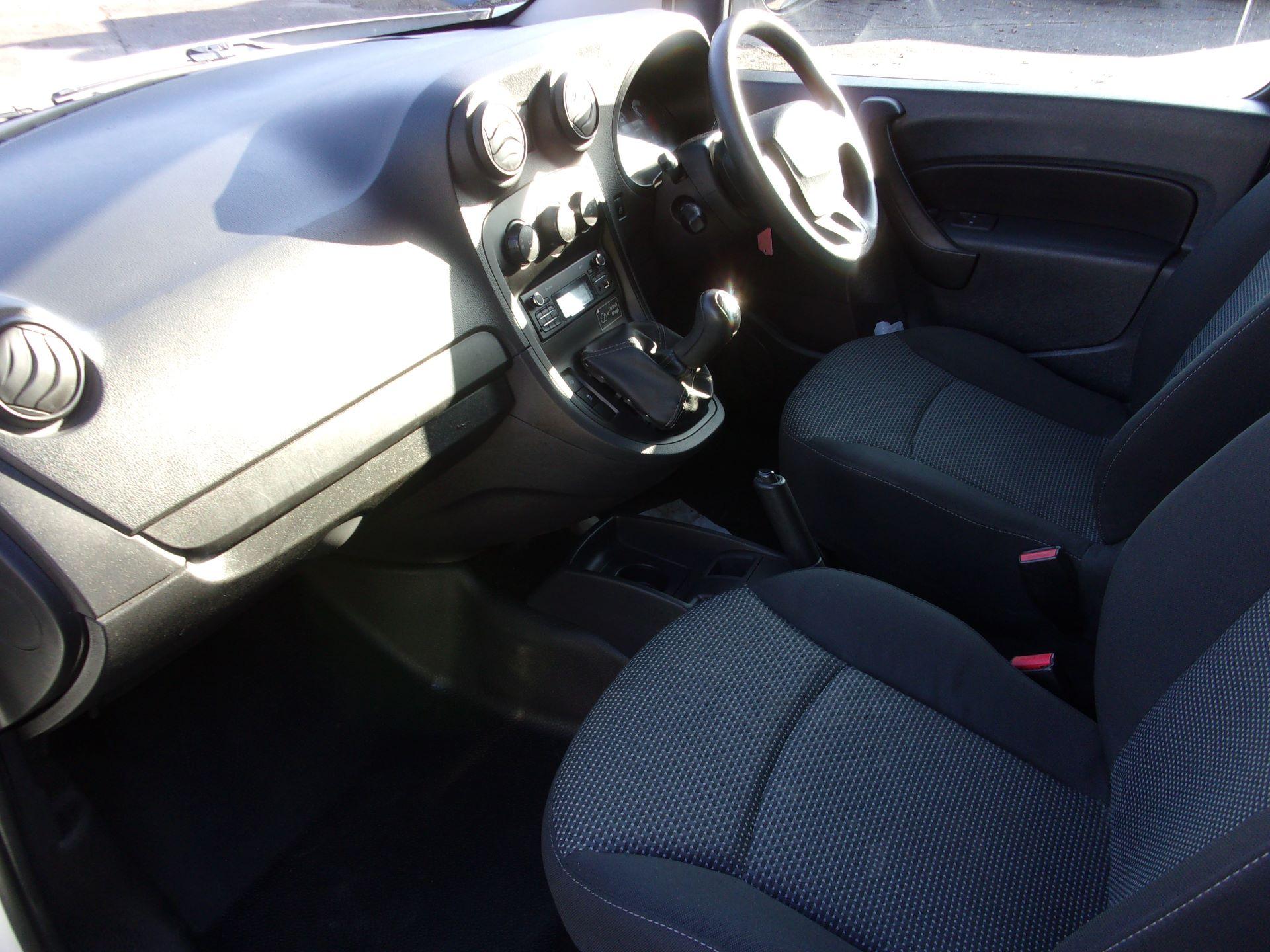 2016 Mercedes-Benz Citan LWB 109 CDI VAN EURO 5 (SB66JCX) Image 17