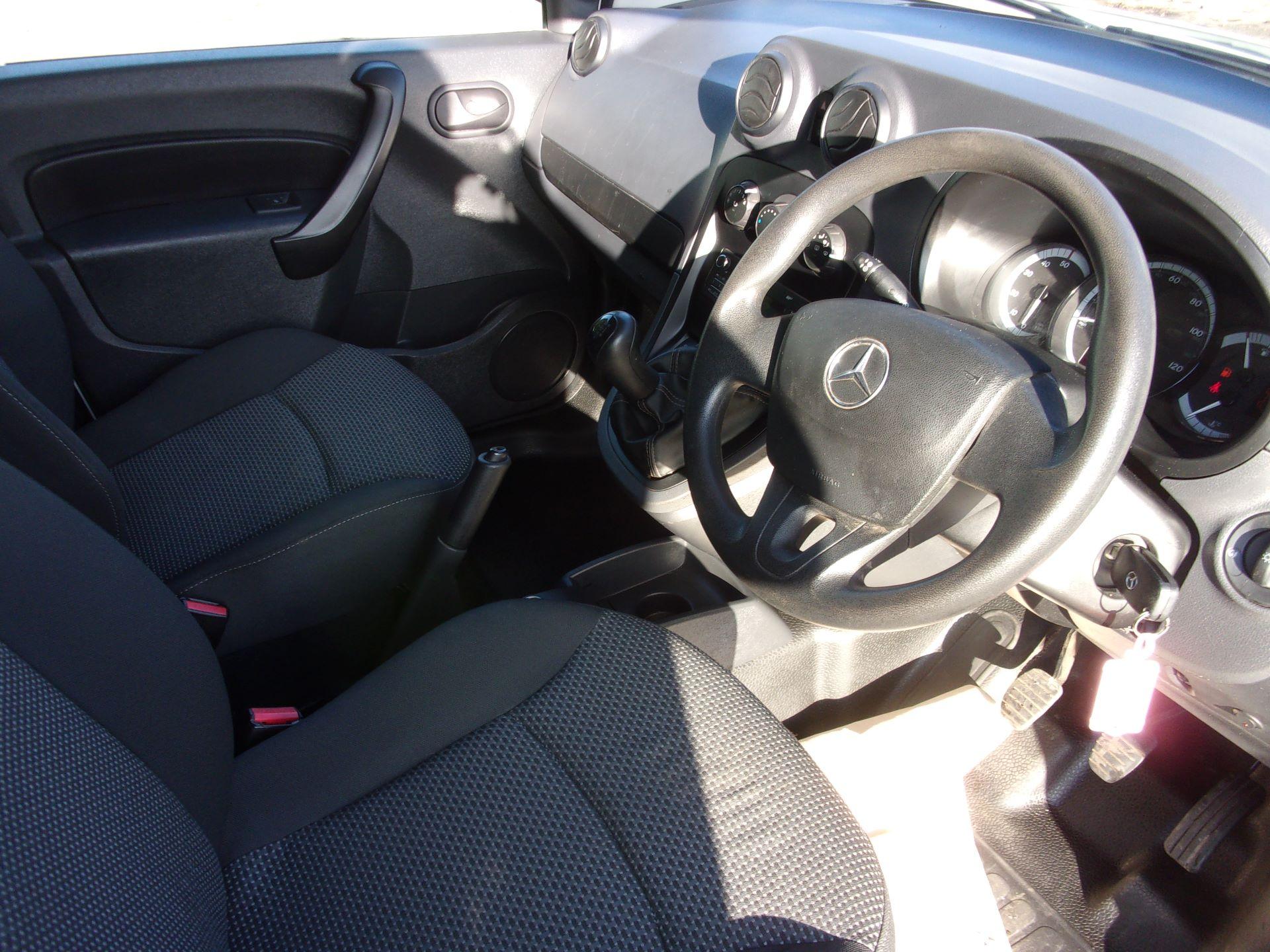 2016 Mercedes-Benz Citan LWB 109 CDI VAN EURO 5 (SB66JCX) Image 2