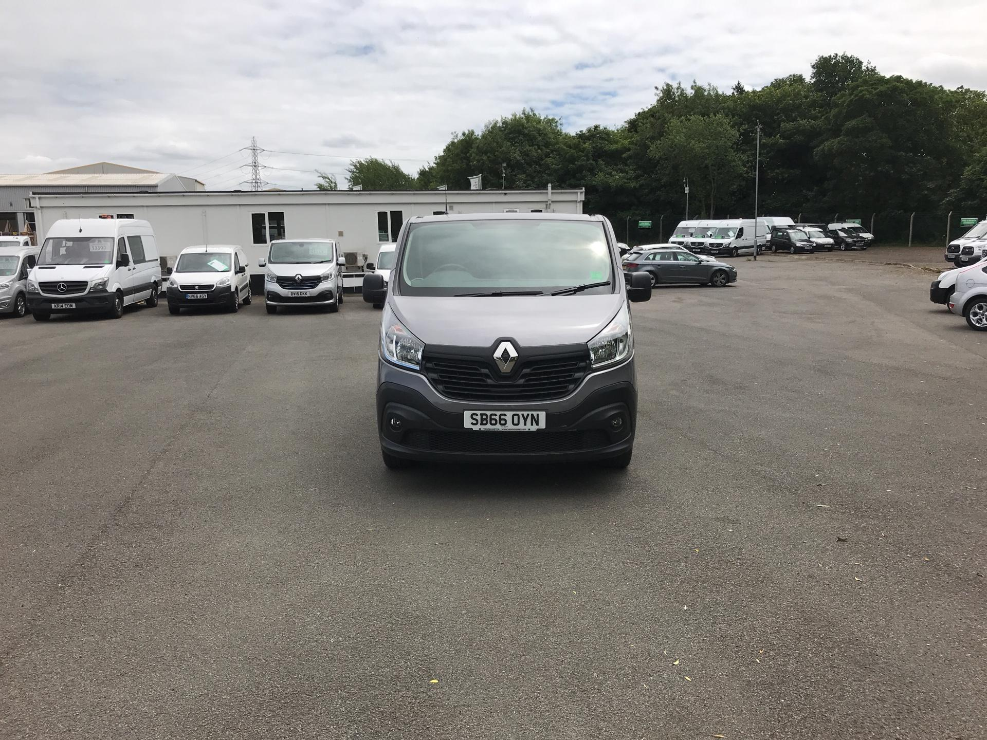 2016 Renault Trafic SL27 BUSINESS DCI 120PS (SB66OYN) Image 8