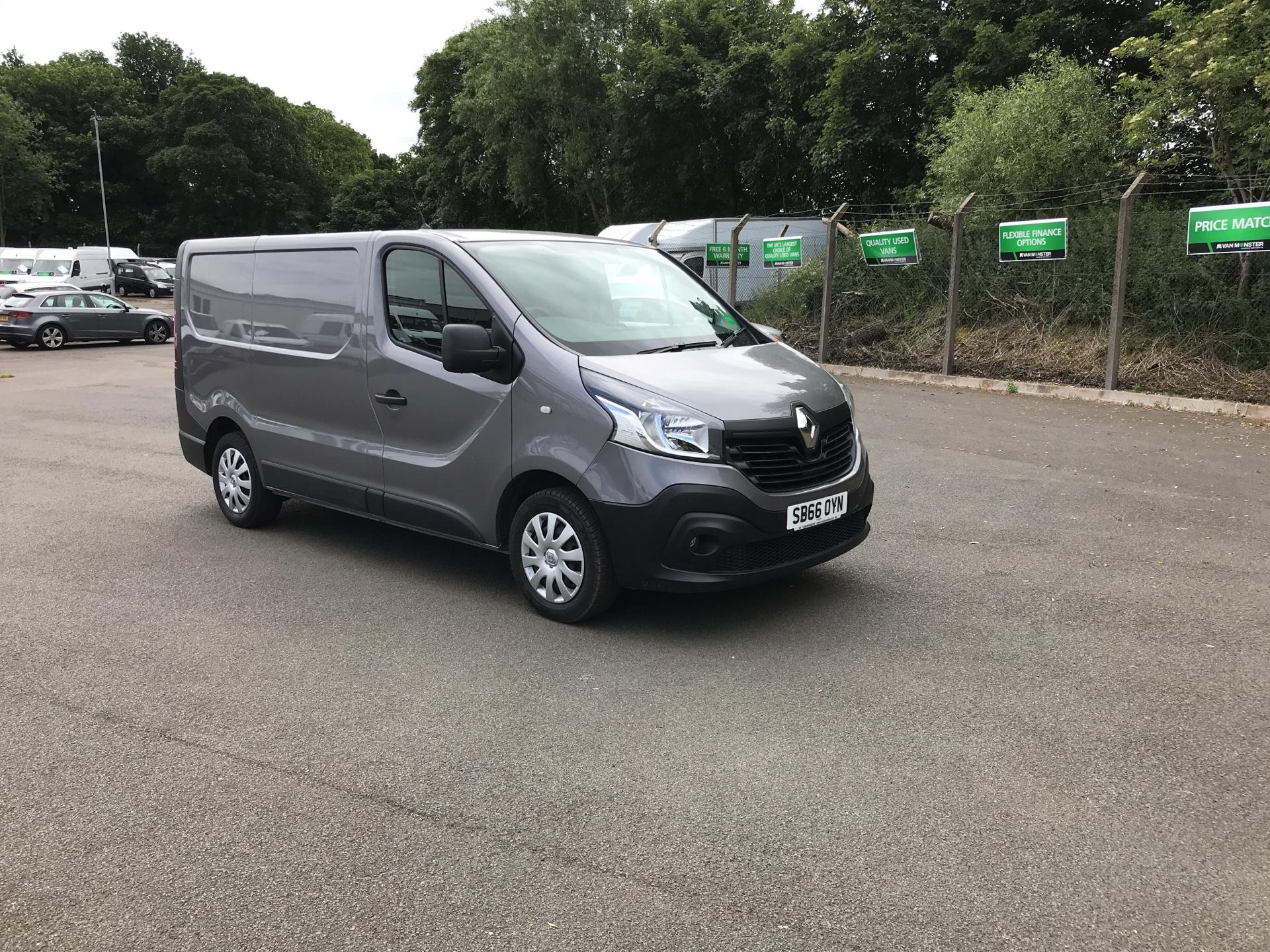 2016 Renault Trafic SL27 BUSINESS DCI 120PS (SB66OYN)