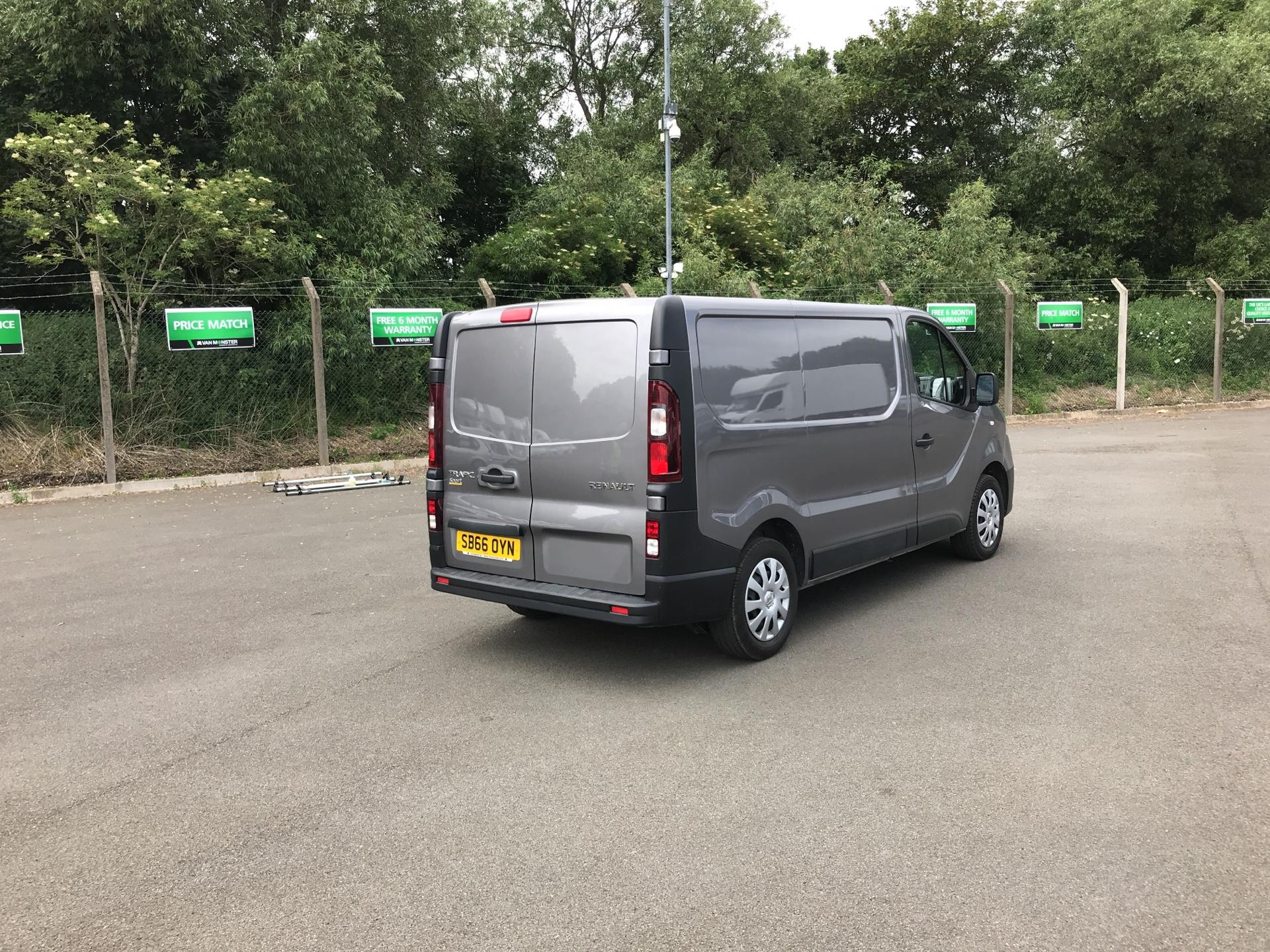 2016 Renault Trafic SL27 BUSINESS DCI 120PS (SB66OYN) Image 3