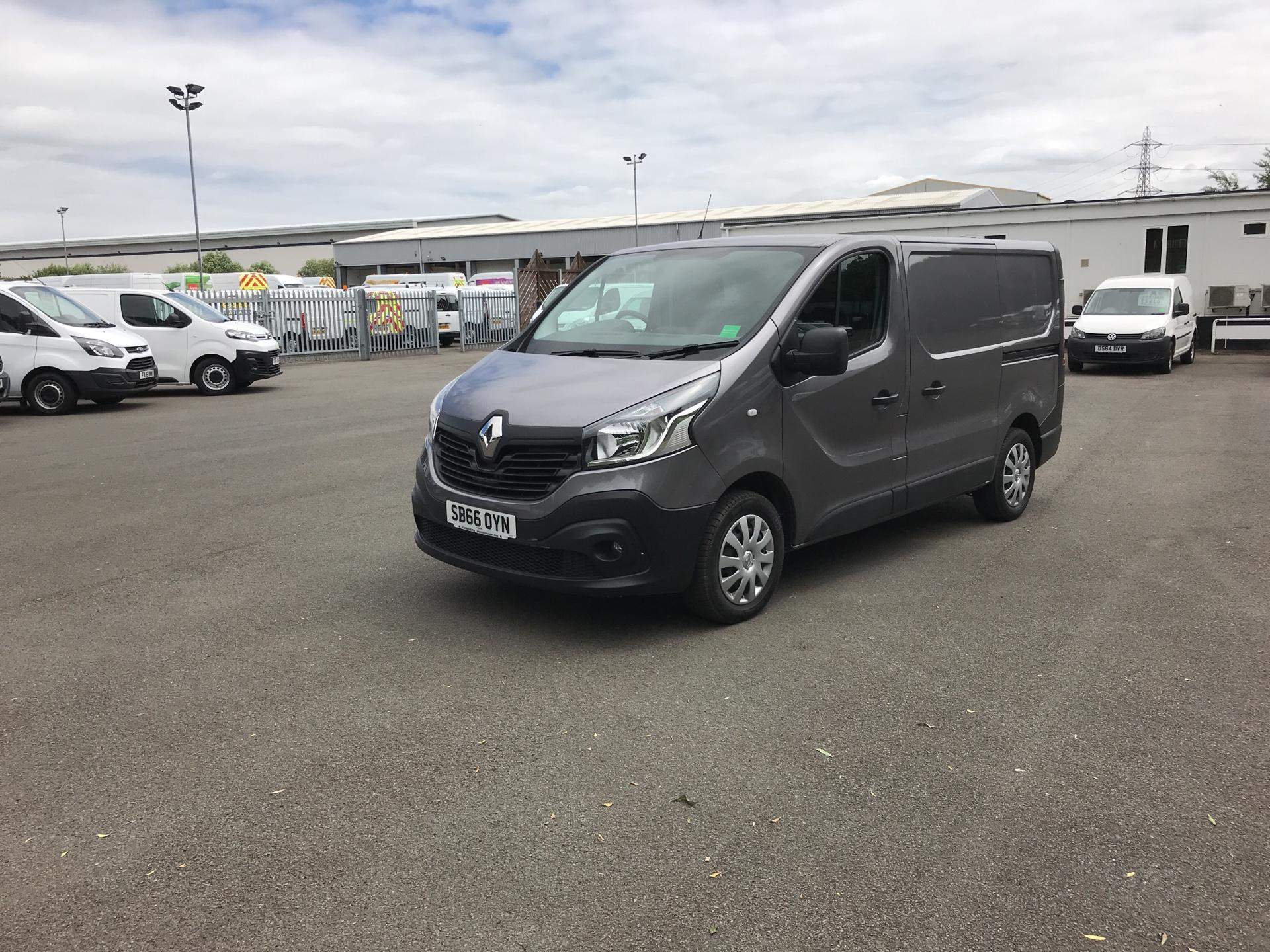 2016 Renault Trafic SL27 BUSINESS DCI 120PS (SB66OYN) Image 7