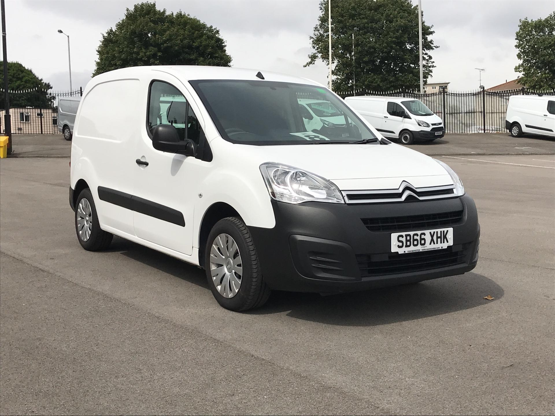 2016 Citroen Berlingo  L1 DIESEL 1.6 BlueHDI 625KG ENTERPRISE 75PS EURO 6 (SB66XHK)