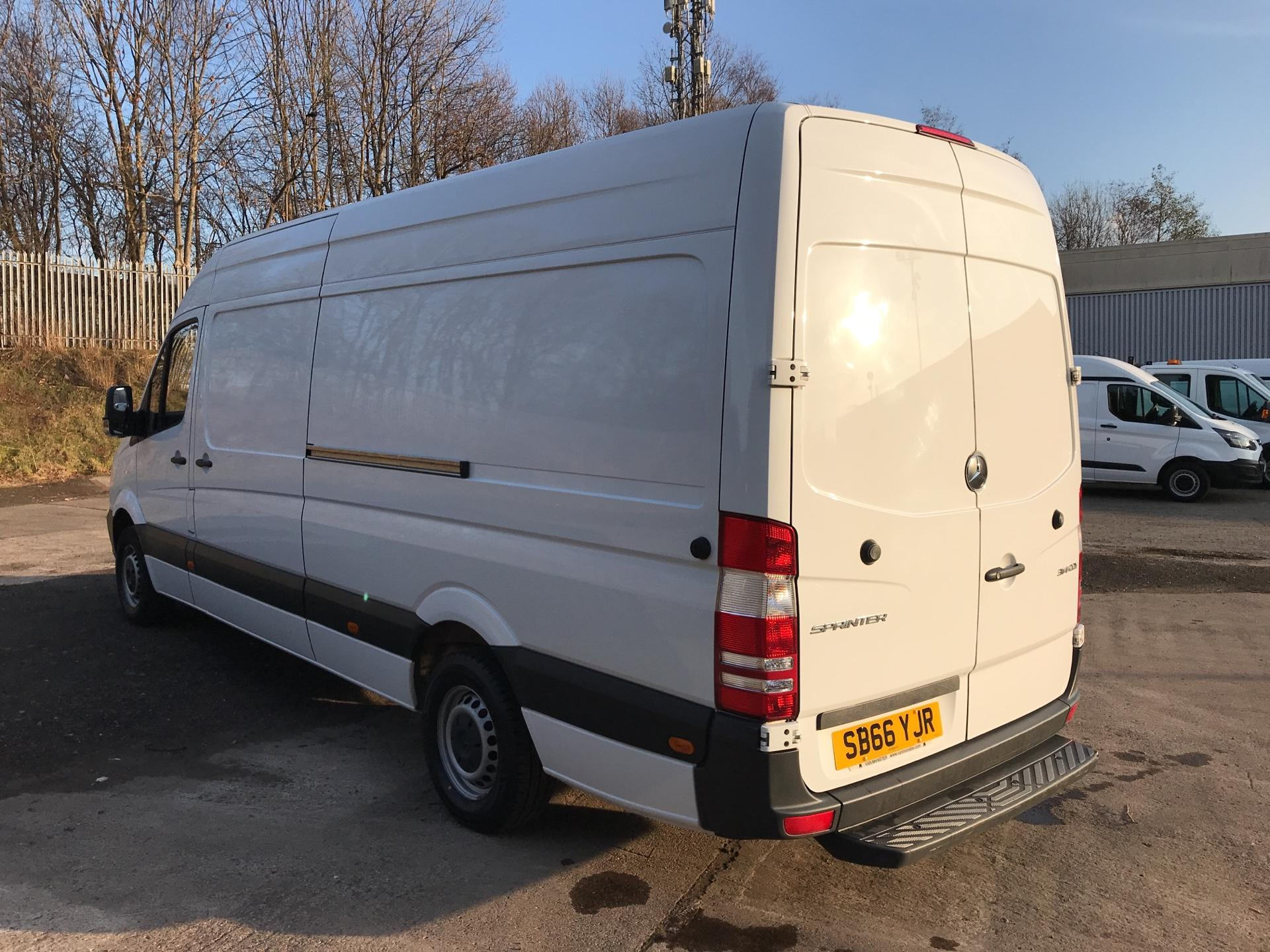 2016 Mercedes-Benz Sprinter 314 CDI LWB HIGH ROOF VAN EURO 6 (SB66YJR) Image 5