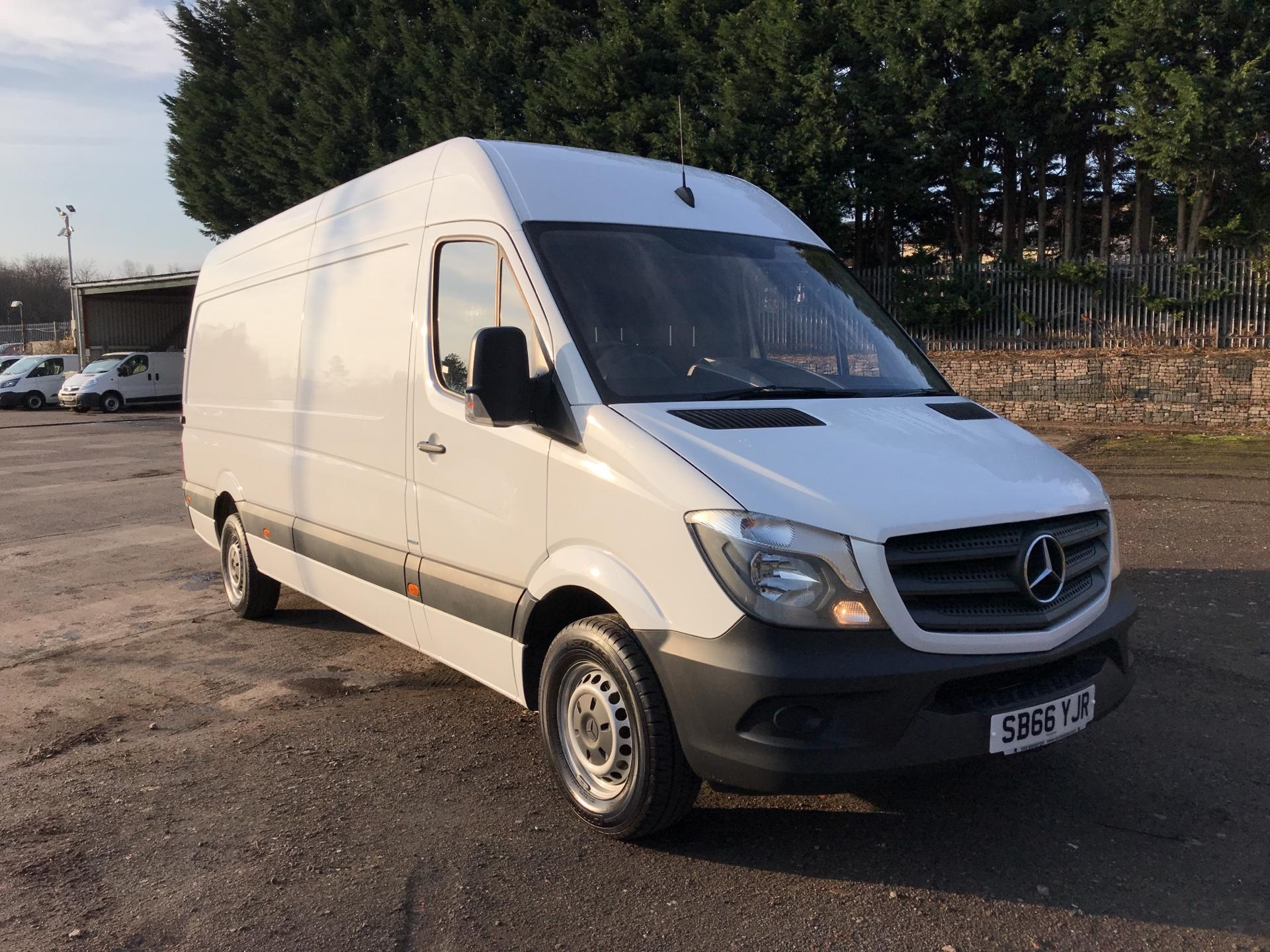 2016 Mercedes-Benz Sprinter 314 LWB HIGH ROOF VAN EURO 6 (SB66YJR)