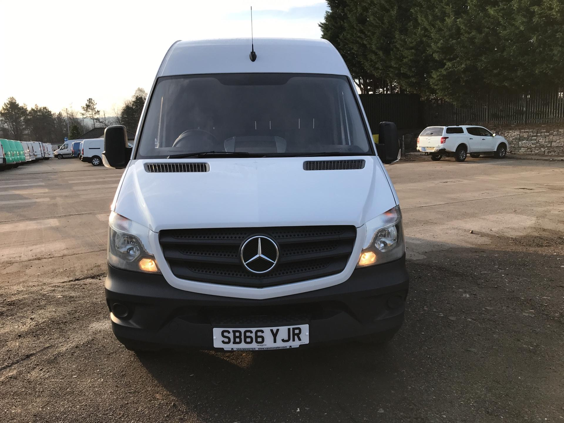 2016 Mercedes-Benz Sprinter 314 CDI LWB HIGH ROOF VAN EURO 6 (SB66YJR) Image 8