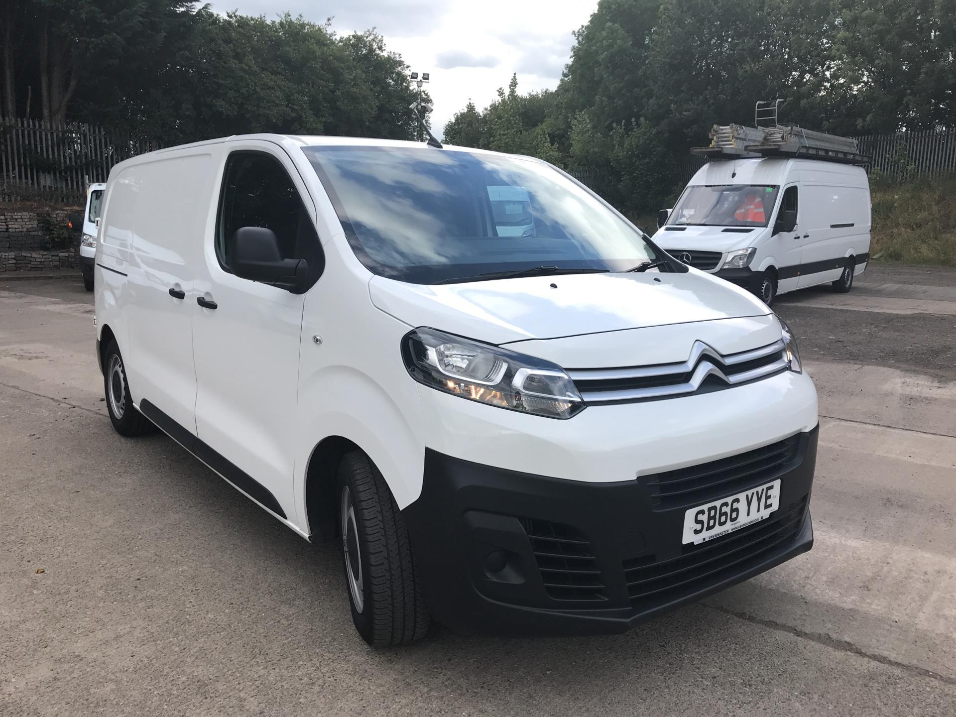 2017 Citroen Dispatch DIESEL 1000 1.6 BLUEHDI 115PS ENTERPRISE EURO 6 (SB66YYE)