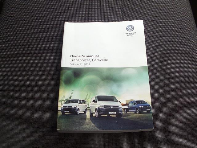 2017 Volkswagen Transporter 2.0TDI BMT 84PS STARTLINE EURO 6 AIR CON  (SB67FPL) Image 35