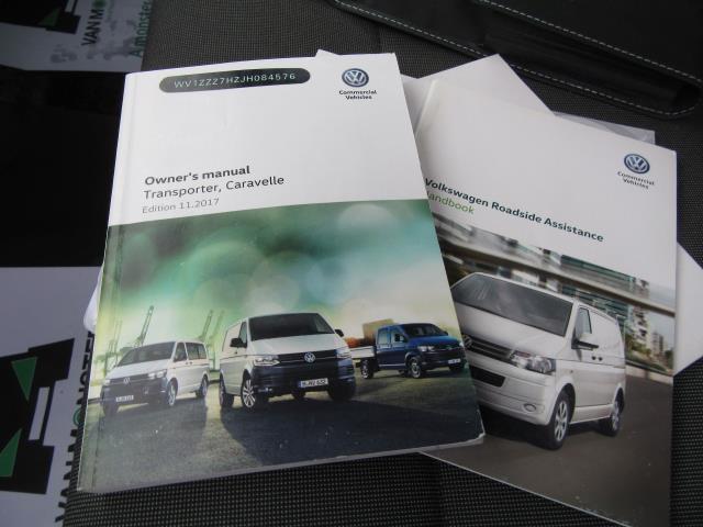 2017 Volkswagen Transporter T28 LWB DIESEL 2.0 TDI BMT 84 STARTLINE VAN EURO 6 *80mph Speed Limiter* (SB67LNV) Image 34