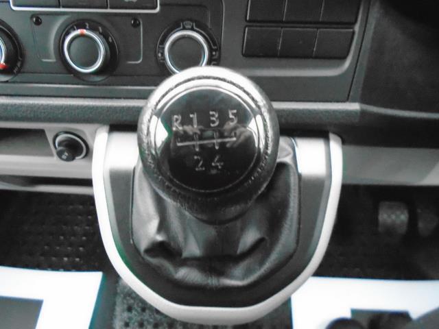 2017 Volkswagen Transporter T28 LWB DIESEL 2.0 BMT 84 STARTLINE VAN EURO  6 (SB67MYG) Image 22