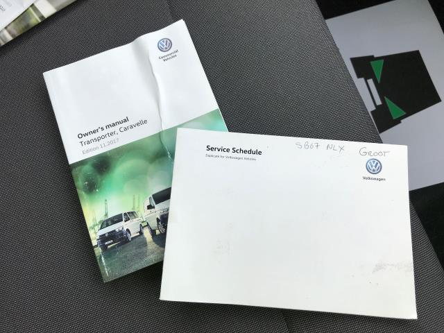 2017 Volkswagen Transporter T28 LWB DIESEL 2.0TDI BMT 84PS STARTLINE VAN EURO 6, AIR CON (SB67NLX) Image 26