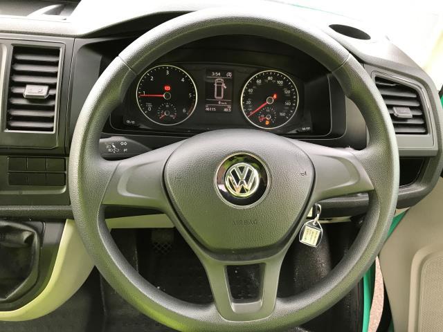 2017 Volkswagen Transporter T28 LWB DIESEL 2.0TDI BMT 84PS STARTLINE VAN EURO 6, AIR CON (SB67NLX) Image 5