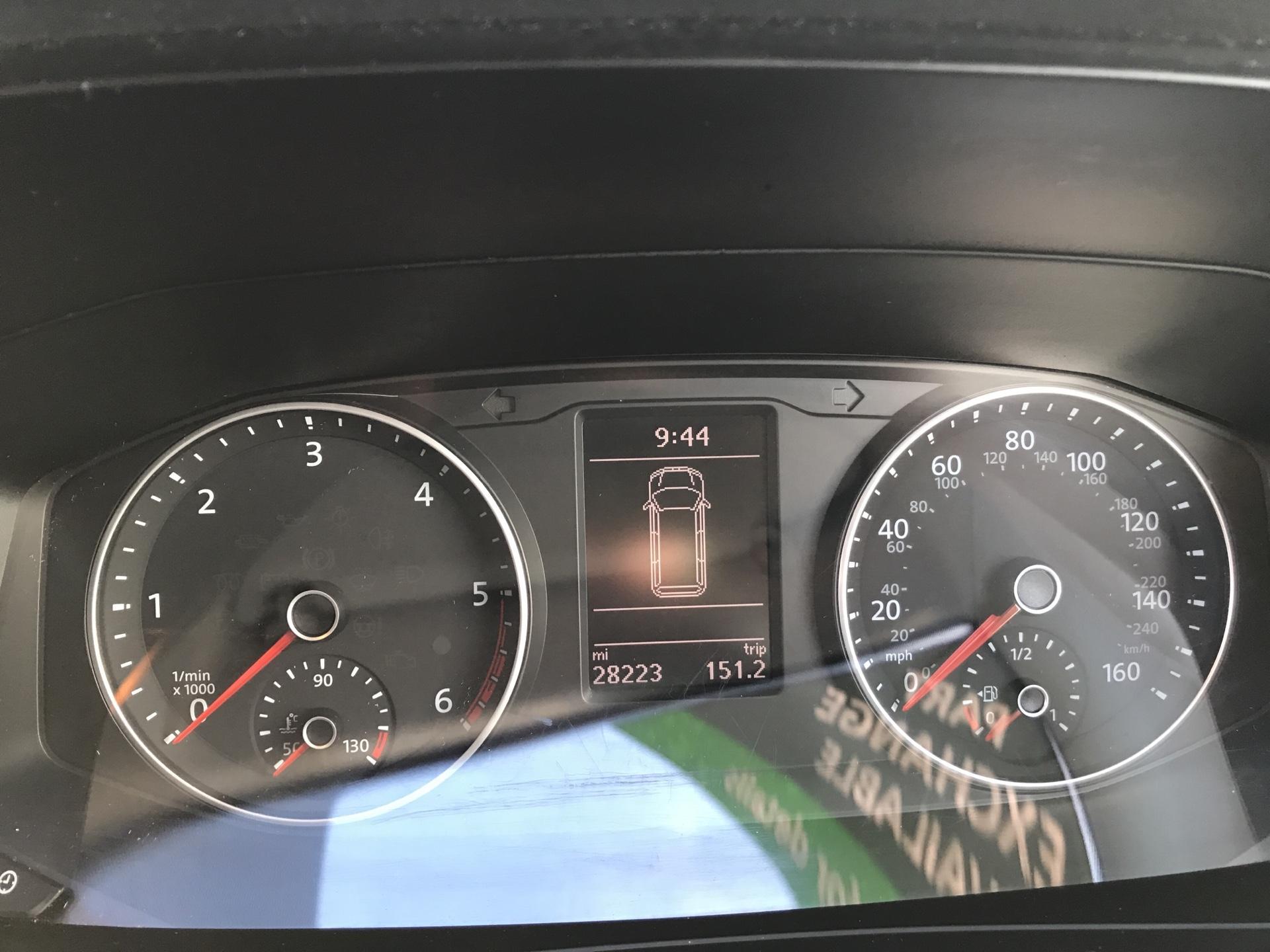 2018 Volkswagen Transporter T28 LWB DIESEL 2.0 TDI BMT 84 STARTLINE VAN EURO 6 (SB67OSK) Image 13