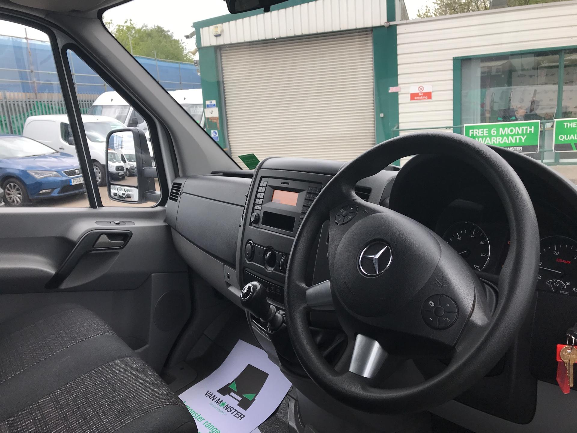 2018 Mercedes-Benz Sprinter 314 LWB LUTON EURO 6 (SB67VNX) Image 9
