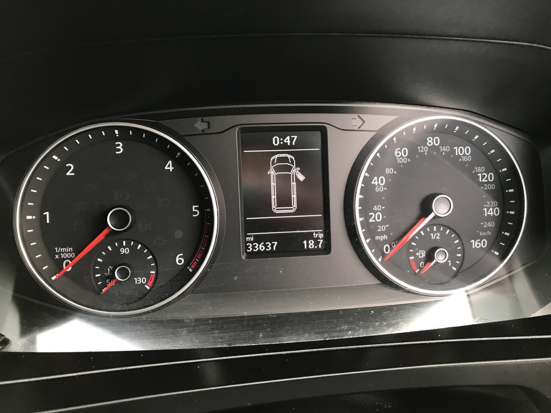 2017 Volkswagen Transporter T28 LWB DIESEL 2.0 TDI BMT 84 STARTLINE VAN EURO 6  (SB67VYS) Image 13