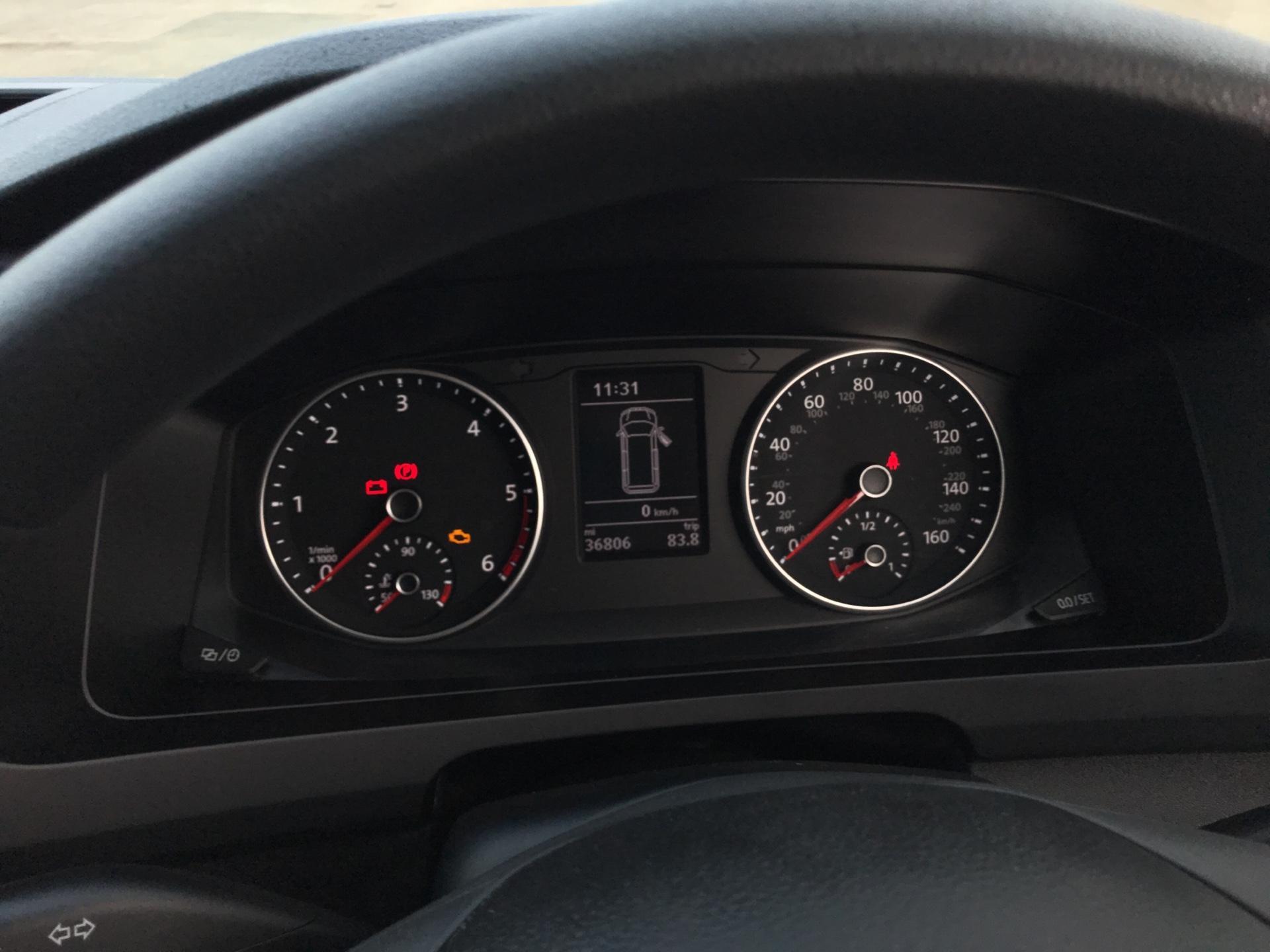2018 Volkswagen Transporter T28 LWB DIESEL 2.0 TDI BMT 84 STARTLINE VAN EURO 6 (SB67WTO) Image 13