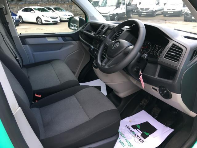 2018 Volkswagen Transporter T28 LWB DIESEL 2.0 TDI BMT 84PS STARTLINE VAN EURO 6 (SB67WZK) Image 2