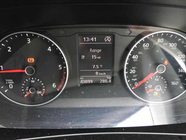 2018 Volkswagen Transporter T28 LWB DIESEL 2.0 TDI BMT 84PS STARTLINE VAN EURO 6 (SB67WZK) Image 6