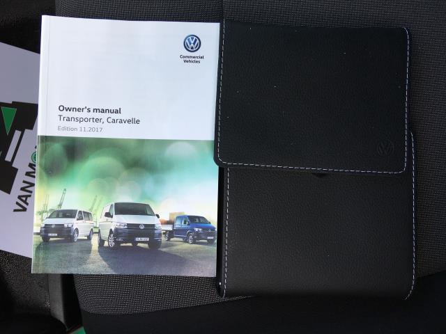 2018 Volkswagen Transporter T28 LWB DIESEL 2.0 TDI BMT 84PS STARTLINE VAN EURO 6 (SB67WZK) Image 22