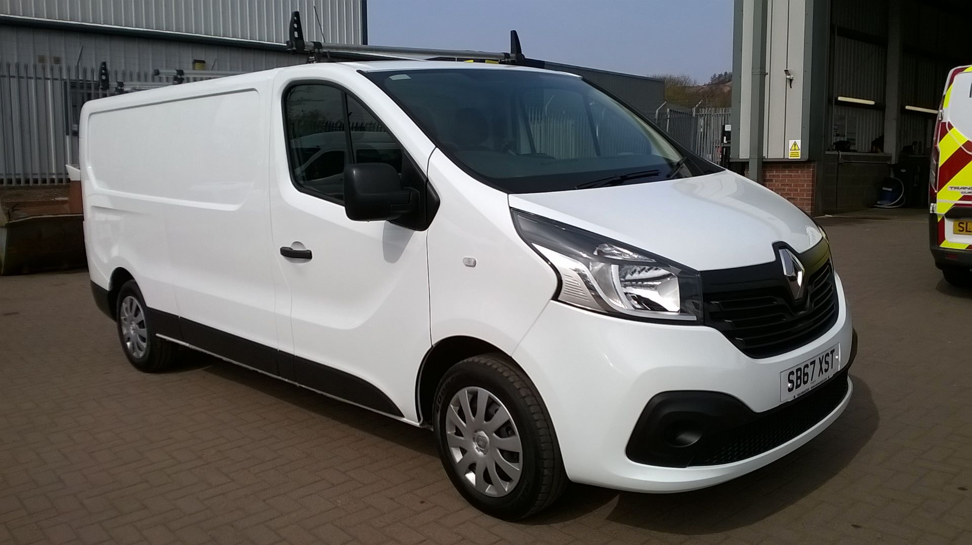 2018 Renault Trafic LL29 DCI 120 BUSINESS+ L2 H1 EURO 6 (SB67XST)