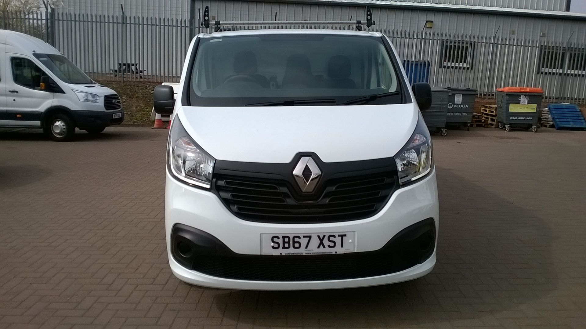 2018 Renault Trafic LL29 DCI 120 BUSINESS+ L2 H1 EURO 6 (SB67XST) Image 2