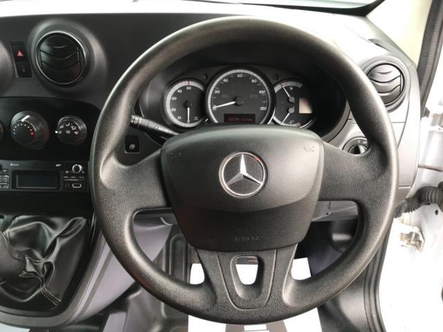 2016 Mercedes-Benz Citan 109 Cdi Blue efficiency Van (SC16GXD) Image 16