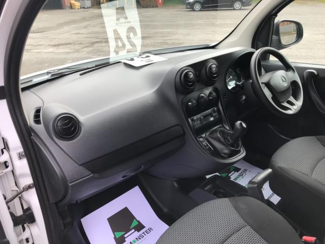 2016 Mercedes-Benz Citan 109 Cdi Blue efficiency Van (SC16GXD) Image 24