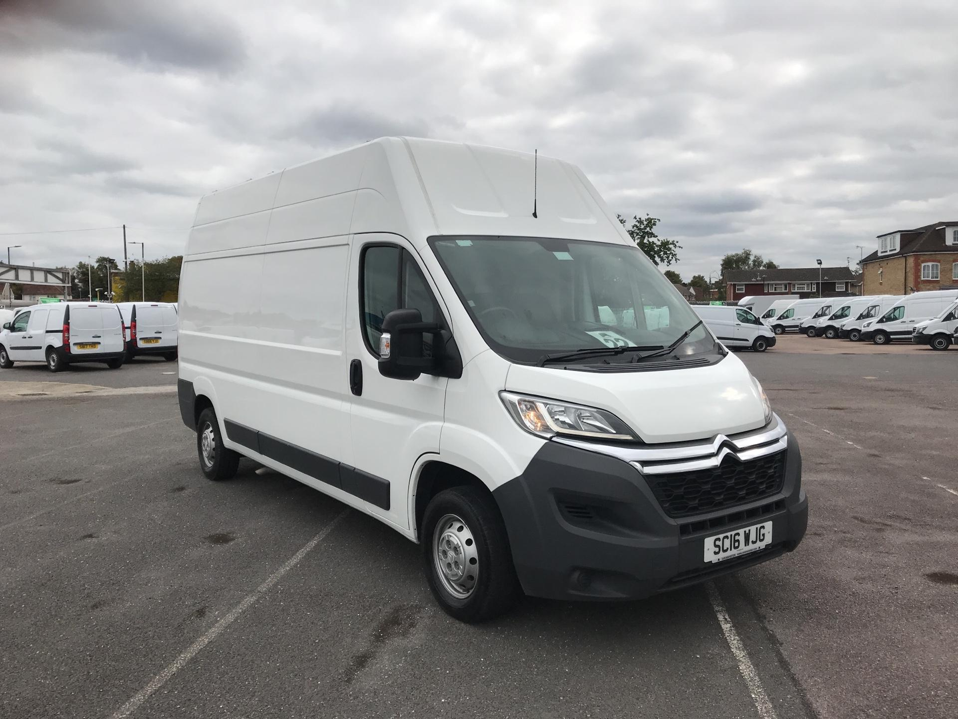 2016 Citroen Relay  Relay 35 L3H2 Enterprise HDI 130PS (SC16WJG)