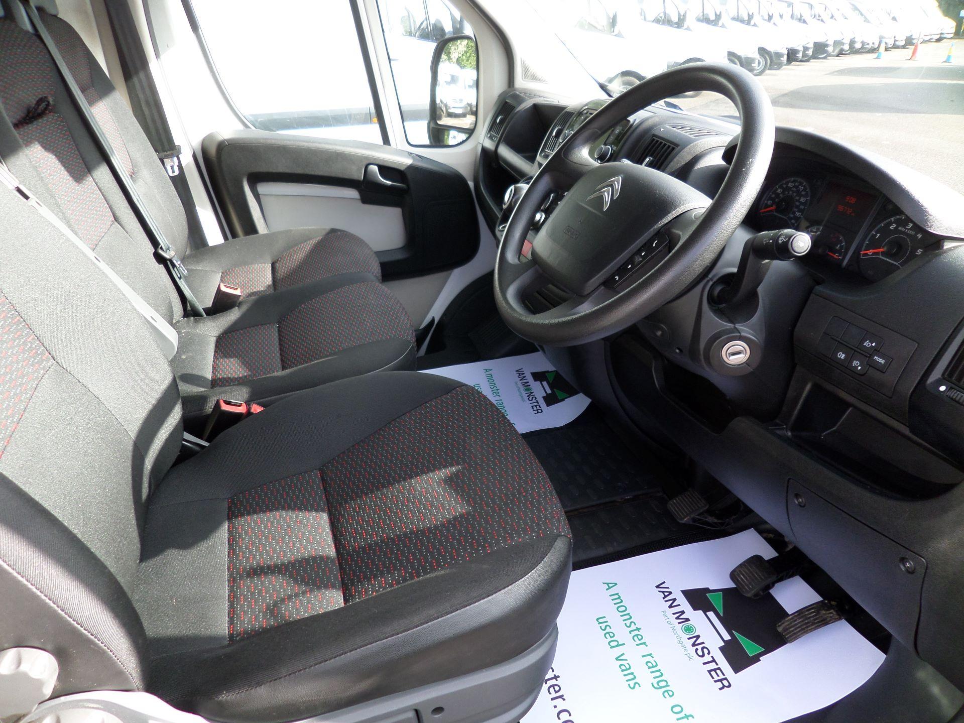 2016 Citroen Relay 2.2 Hdi H3 Van 130Ps Enterprise Euro 5 (SC16WJL) Image 2