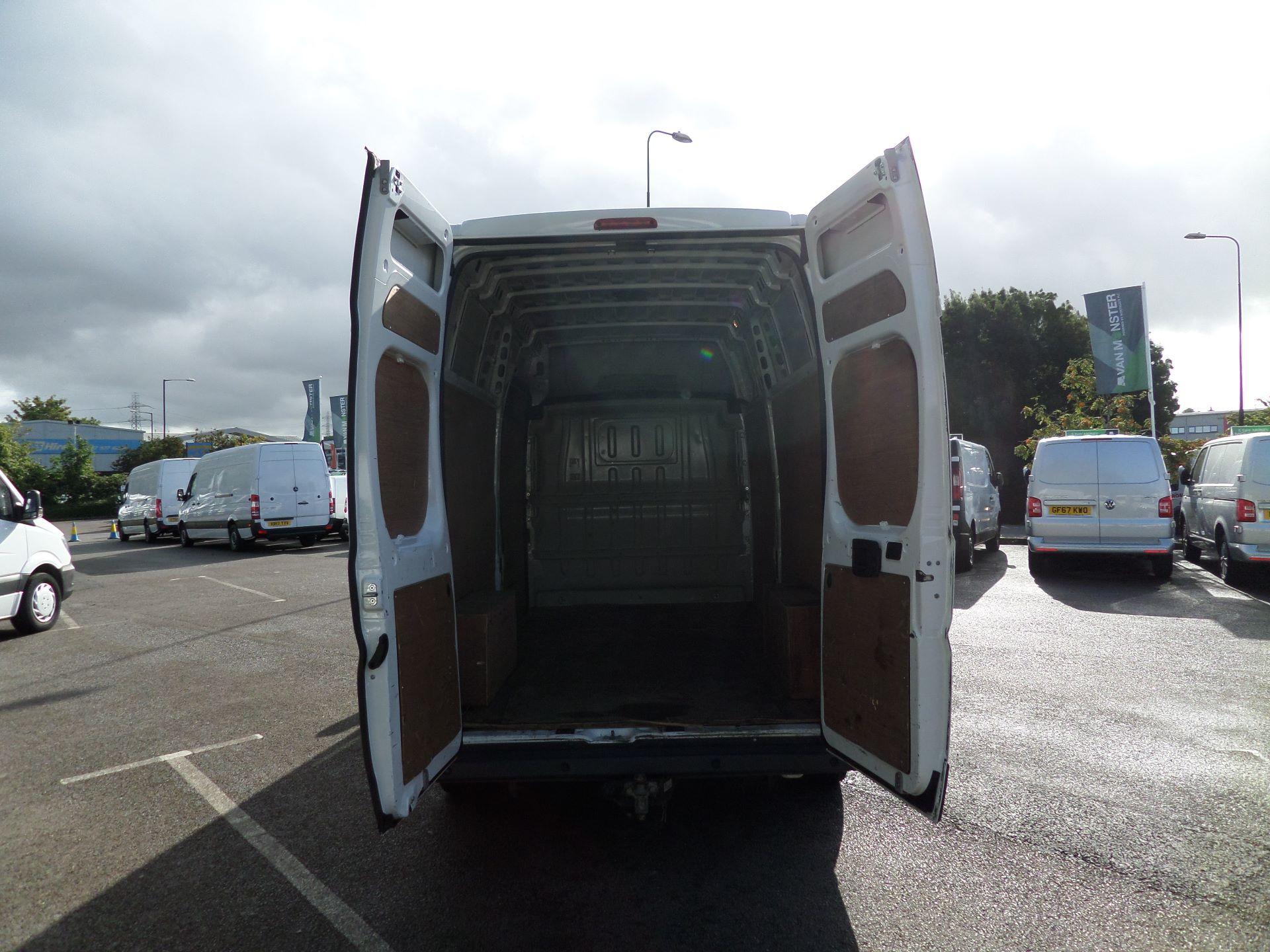 2016 Citroen Relay 2.2 Hdi H3 Van 130Ps Enterprise Euro 5 (SC16WJL) Image 15