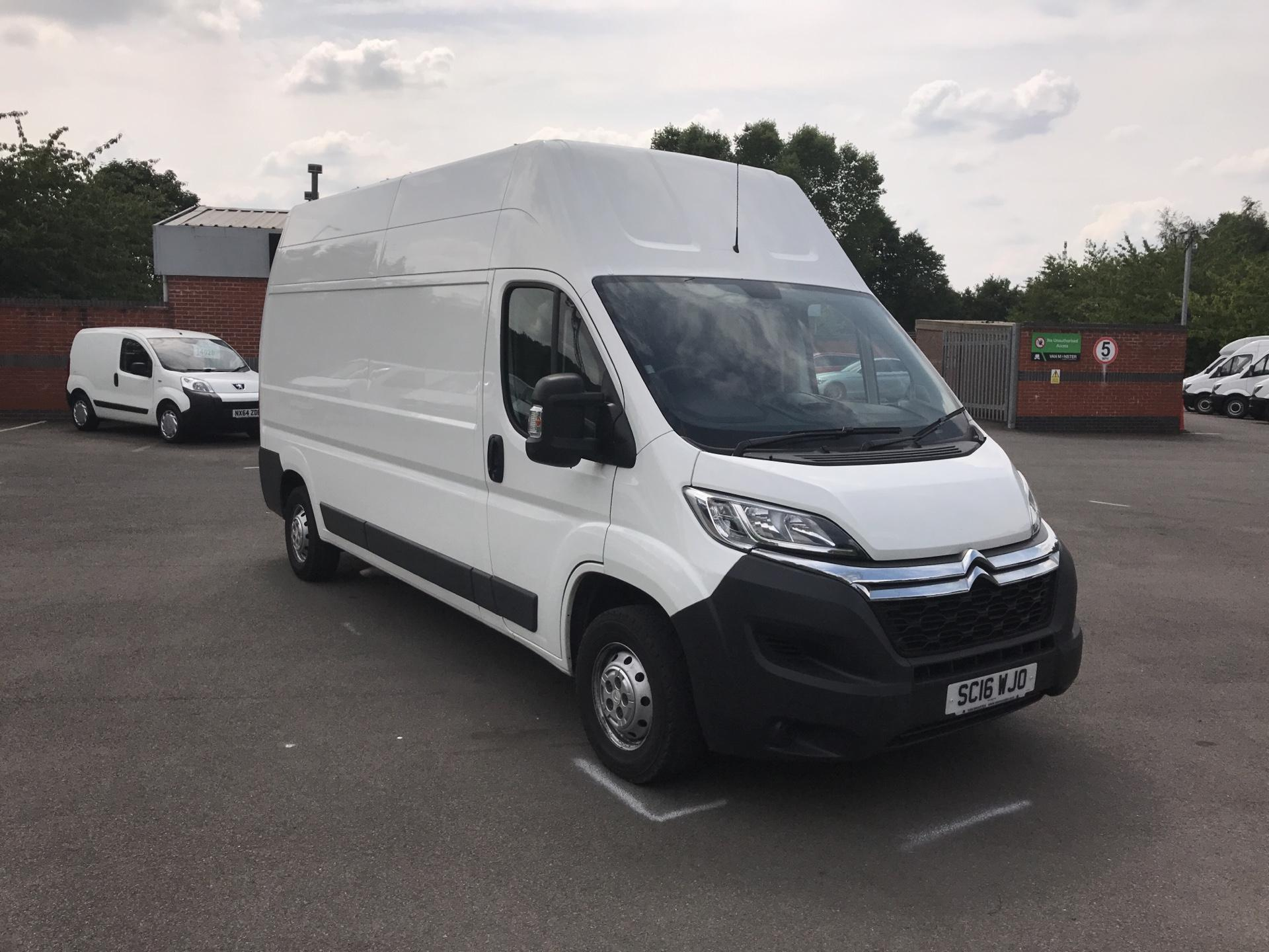 2016 Citroen Relay 2.2 Hdi H3 Van 130Ps Enterprise (SC16WJO)