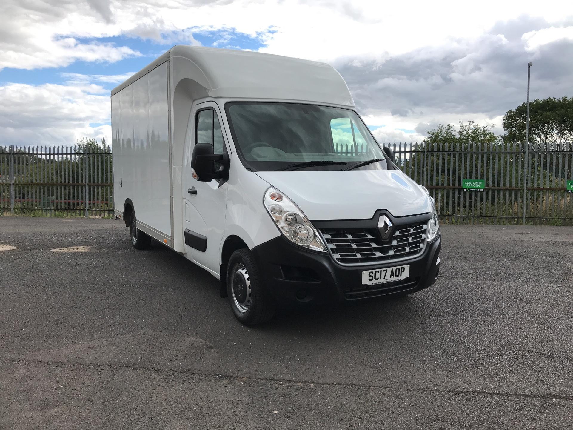 2017 Renault Master LL35 DCI 100PS LOW LOADER LUTON  (SC17AOP)