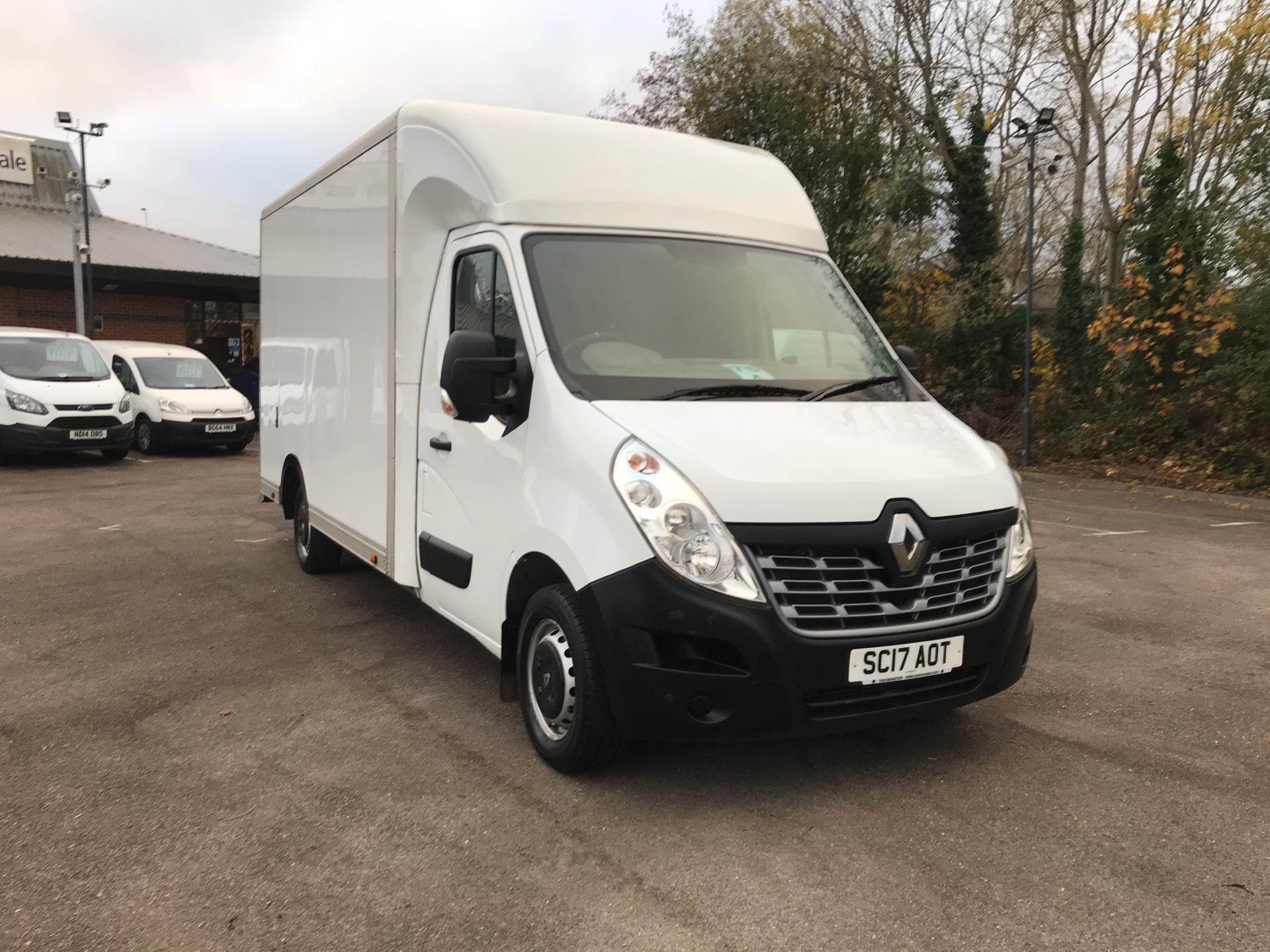 2017 Renault Master Ll35dci 130 Low Roof Luton Euro 6 (SC17AOT)
