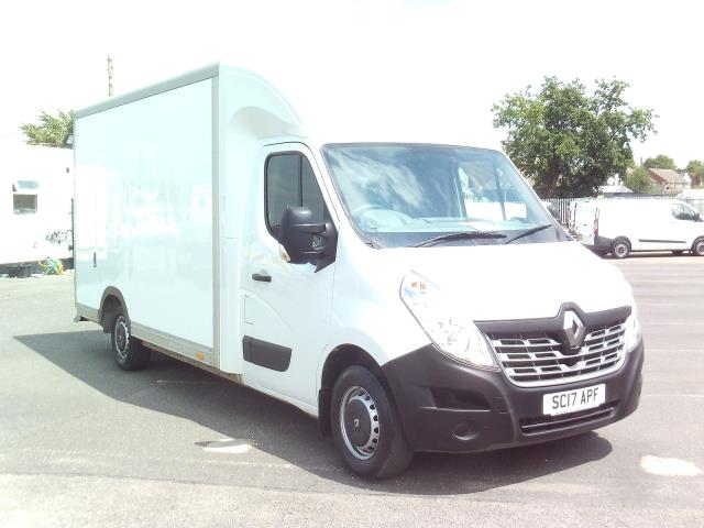 2017 Renault Master  LL35 DCI 130PS Business L/R Luton Euro 4 (SC17APF)