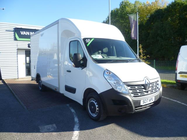 2017 Renault Master LLL35TWdCi 130 Business Low Roof Box Van [22m3] EURO 6 (SC17APU)