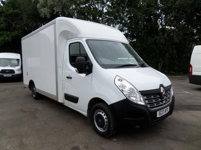 2017 Renault Master LHL 35dci Business 130ps Luton Euro 6 (SC17APX)