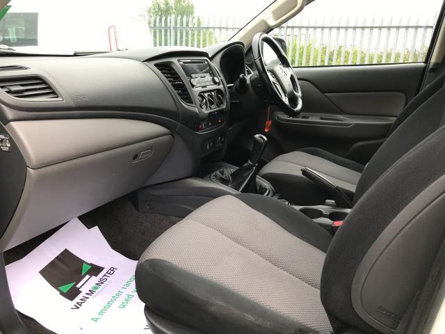 2017 Mitsubishi L200 DOUBLE CAB DI-D 151PS 4LIFE EURO 6 (SC17NYM) Image 15