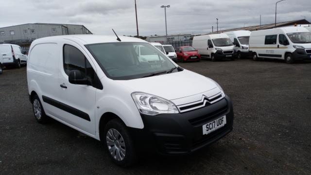2017 Citroen Berlingo 1.6 Bluehdi 625Kg Enterprise 75Ps (SC17UOF)