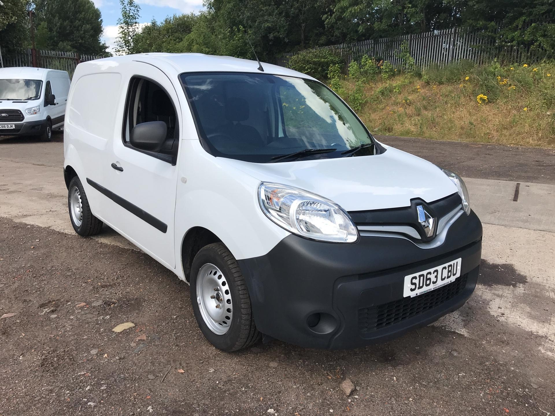 2013 Renault Kangoo ML19dci 75 Debut Van (SD63CBU)
