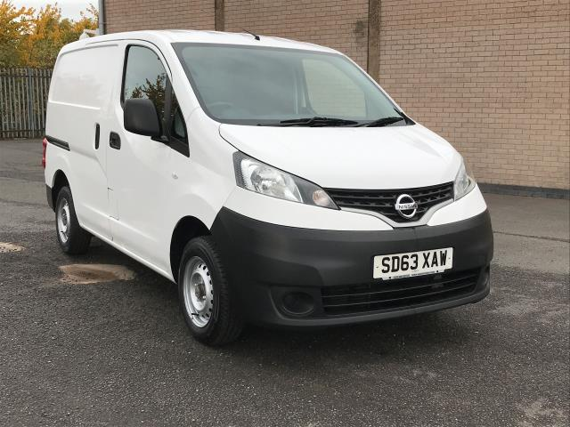 2013 Nissan Nv200  1.5DCI SE 89PS EURO 5 (SD63XAW)