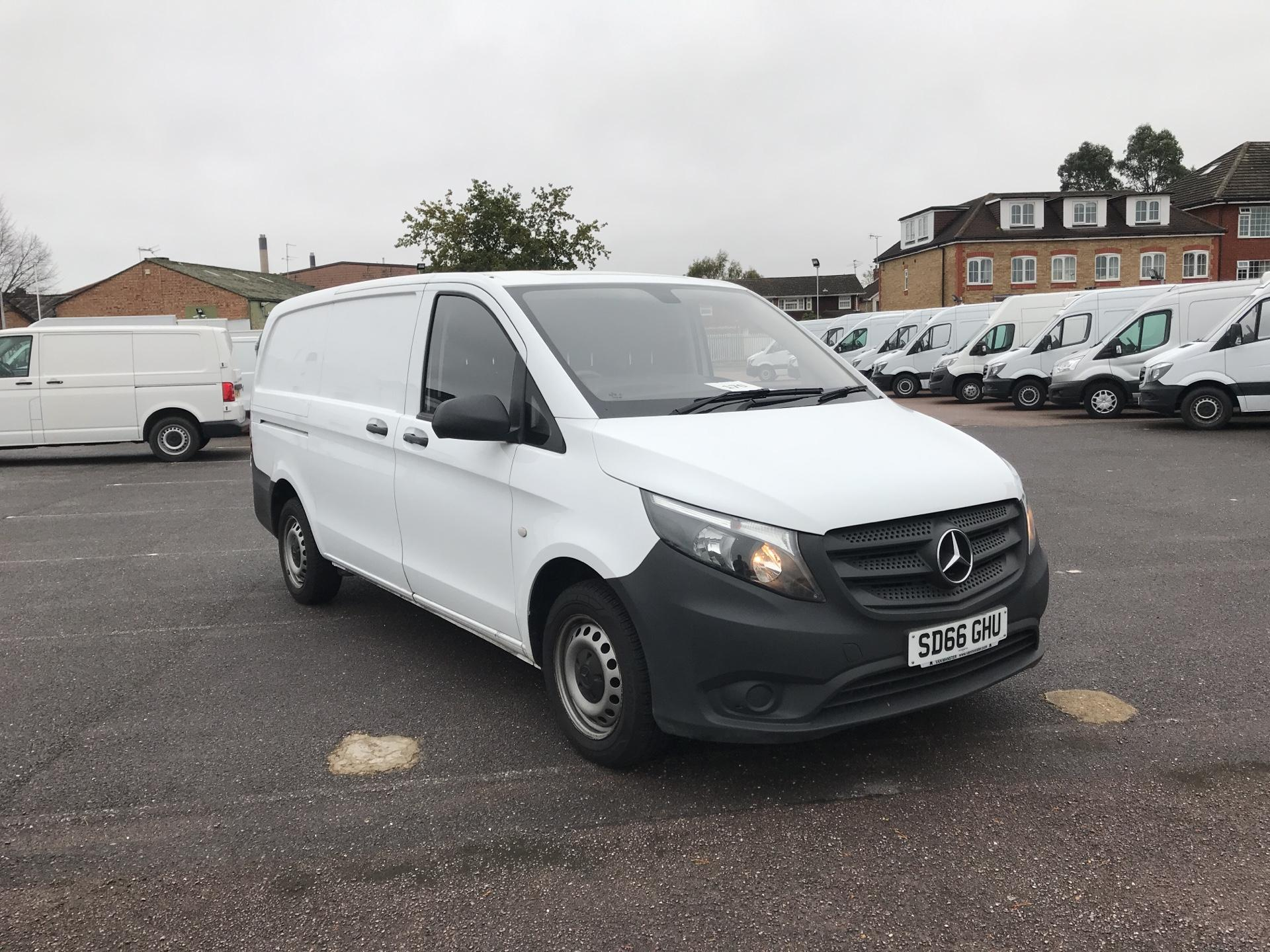 2016 Mercedes-Benz Vito  114 CDI LONG BLUETEC EURO 5/6 (SD66GHU)
