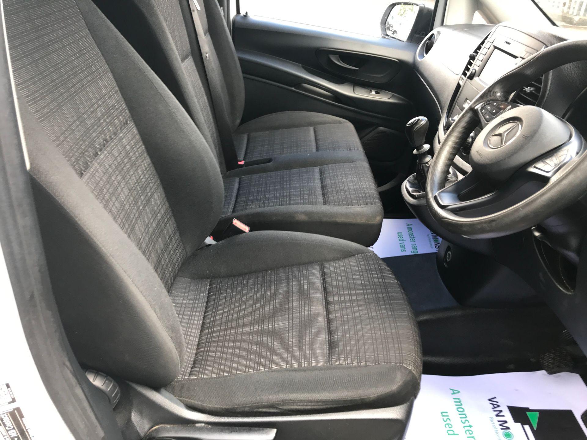 2016 Mercedes-Benz Vito 114CDI LWB BLUETEC 140PS EURO 6 (SD66GLJ) Image 20