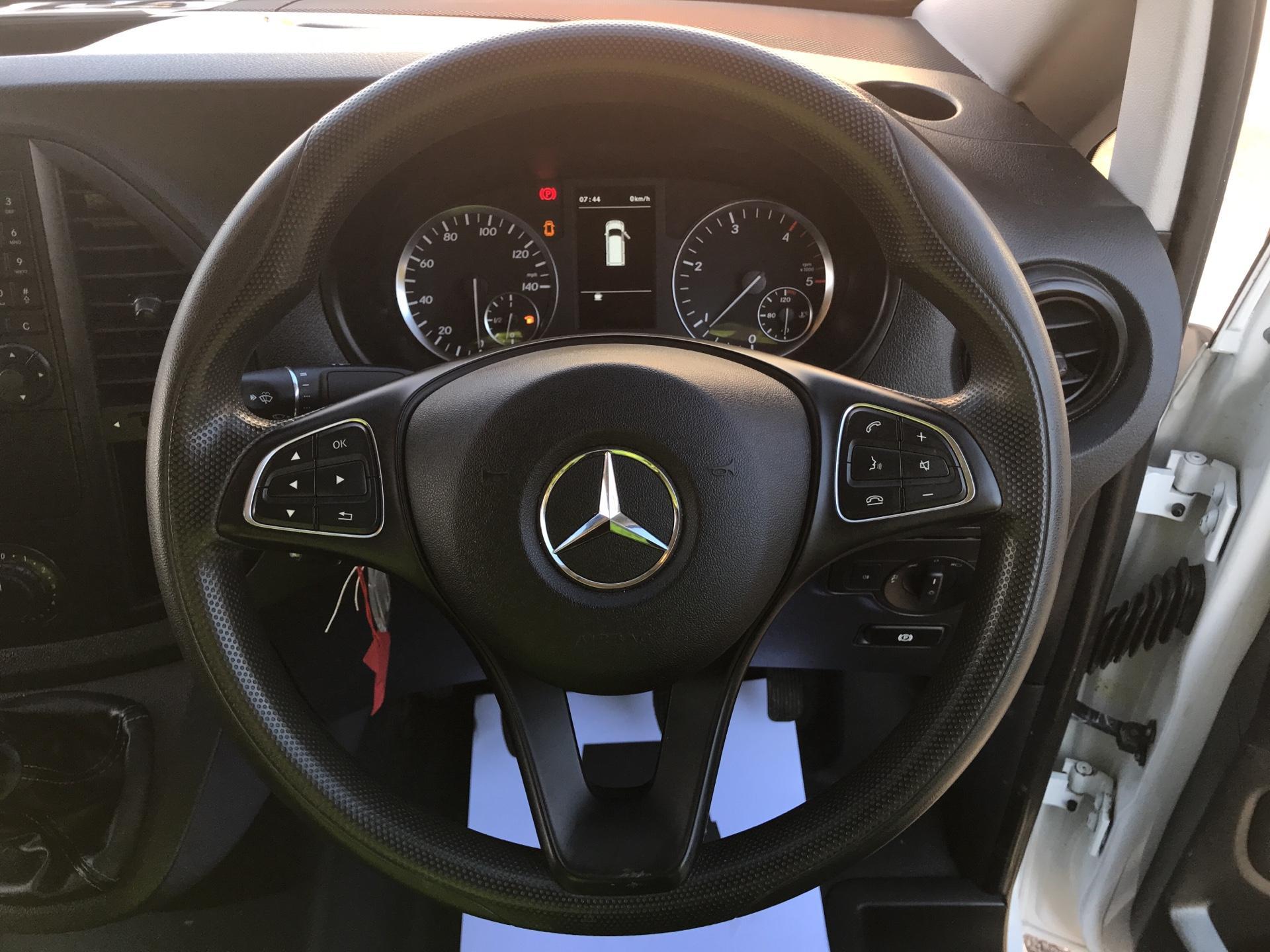 2016 Mercedes-Benz Vito 114CDI BLUETEC EURO 6 (SD66GMF) Image 12